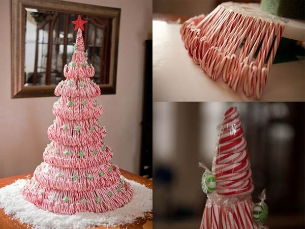 Candy Cane Decorations Pinterest Interesting Christmas Candy Cane Tree Pictures Photos And Images For Design Decoration