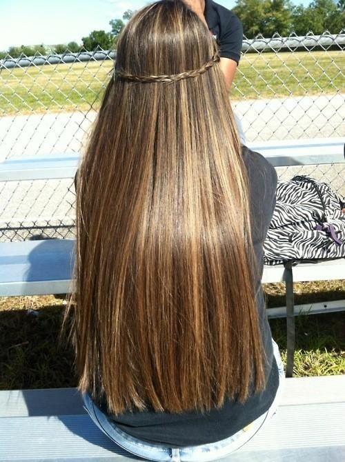 Сколько стоит мелирование на длинные волосы