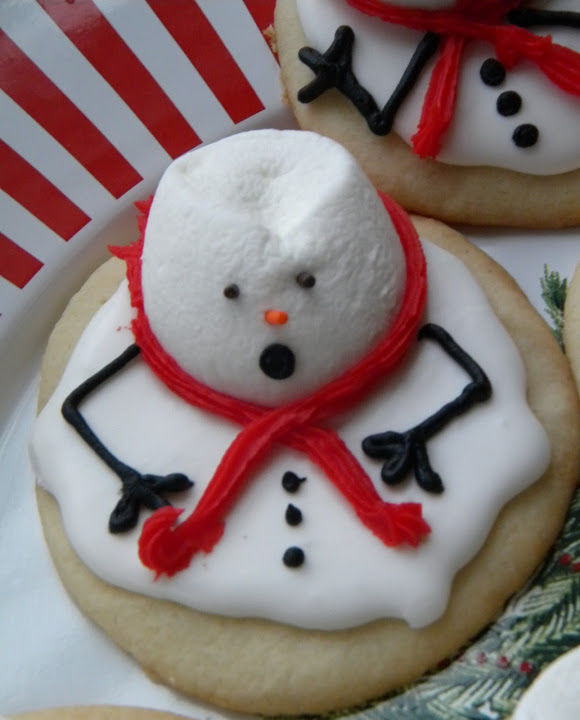 Melted Snowman Cookies Pictures Photos And Images For Facebook