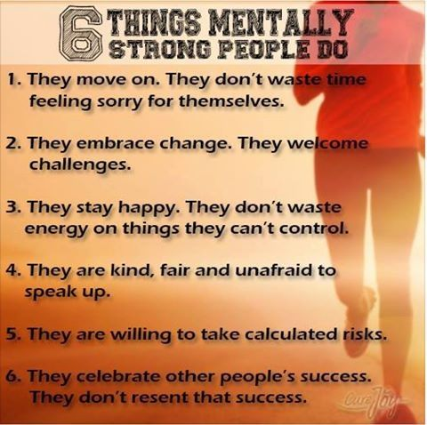 Mentally Strong People Pictures, Photos, and Images for Facebook