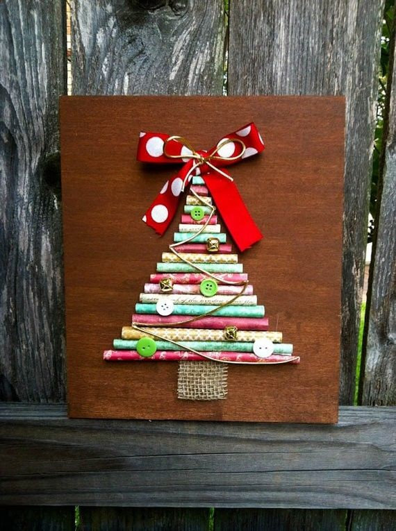 Diy Christmas Tree Art Pictures Photos And Images For Facebook Tumblr Pinterest And Twitter