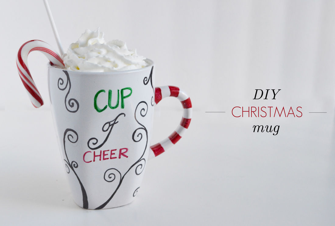How To Make A Cup Of Cheer Personalized Mug Pictures ...