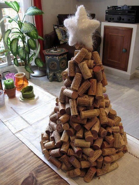Wine Cork Christmas Tree.Wine Cork Christmas Tree Pictures Photos And Images For