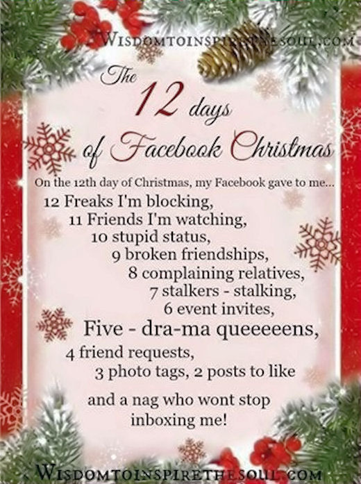 12 Days Of Christmas On Facebook Pictures, Photos, and Images for ...