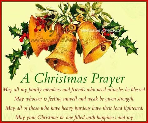 A Christmas Prayer Pictures, Photos, and Images for Facebook ...