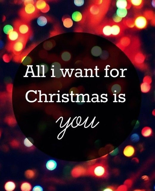 Quotes About Xmas Love : All I Want For Christmas Pictures, Photos, and Images for Facebook ...