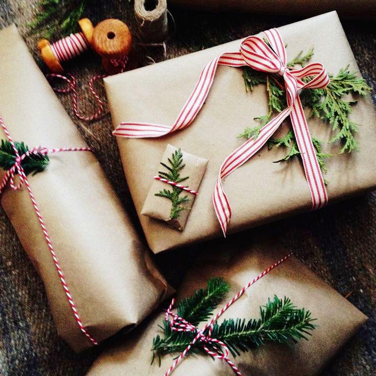 Christmas Gift Wring