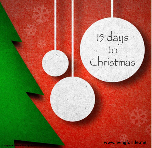 15 Days Til Christmas Pictures Photos And Images For