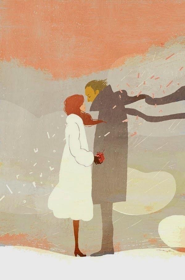 Αποτέλεσμα εικόνας για lovers in painting pinterest