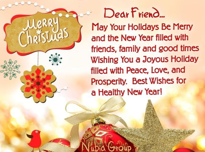 Merry Christmas My Friend.Merry Christmas Dear Friend Pictures Photos And Images For