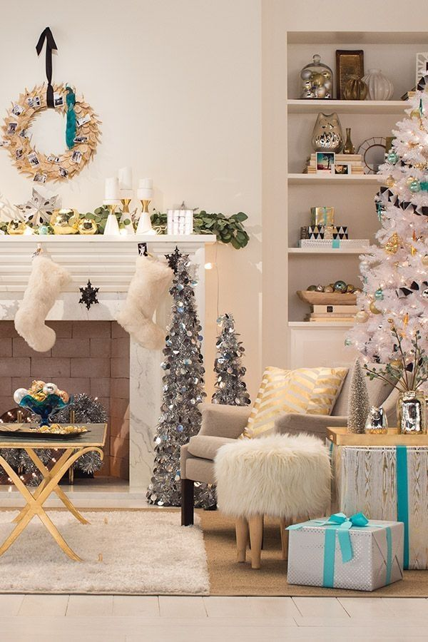 White Christmas Living Room Pictures Photos And Images For Facebook Tumblr Pinterest And