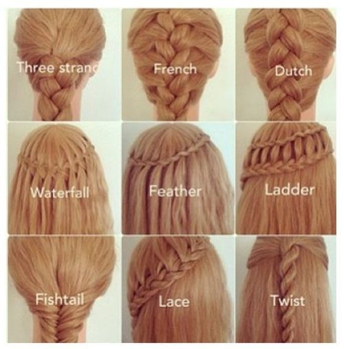 A Few Braid Ideas – Long Hair Pictures, Photos, and Images for ...