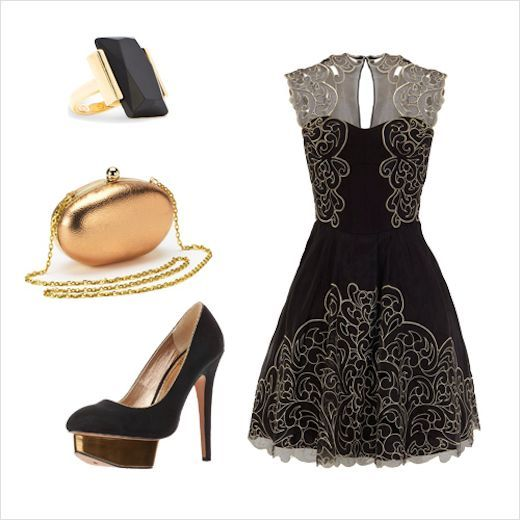 Holiday Party Dress Pictures Photos And Images For