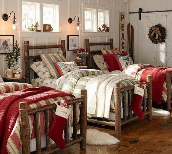 Christmas Bedroom Pictures Photos And Images For Facebook