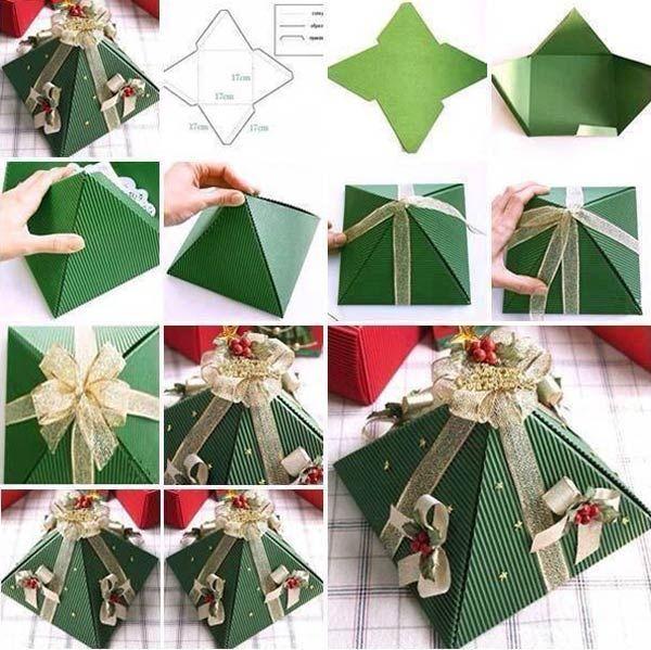 Diy Christmas Gift Box