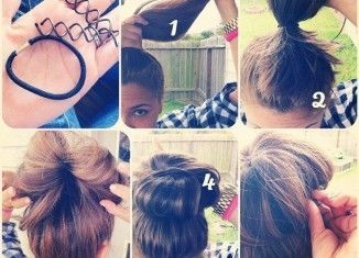 Everyday Hairstyle Perfect For A Party: Step-By-Step ...