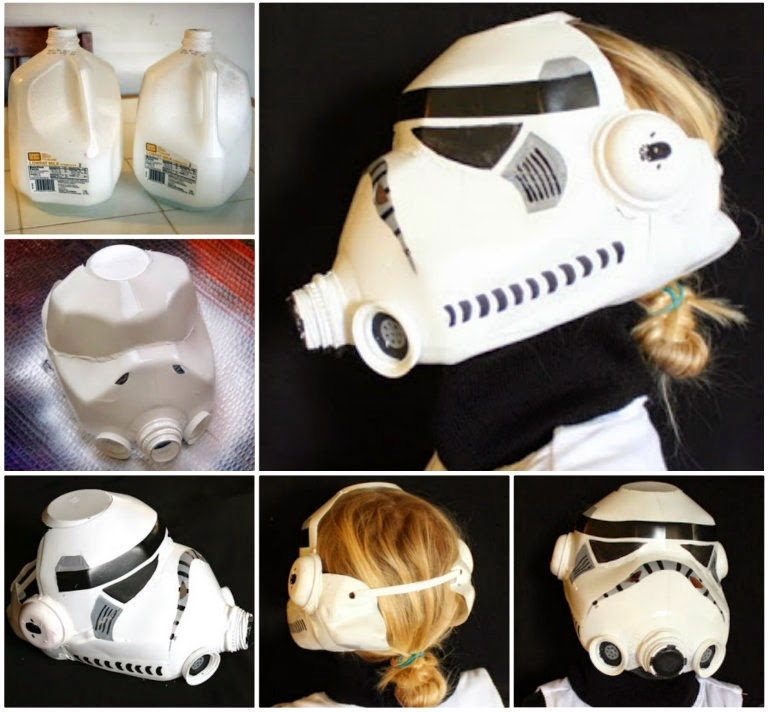 How to make stormtrooper