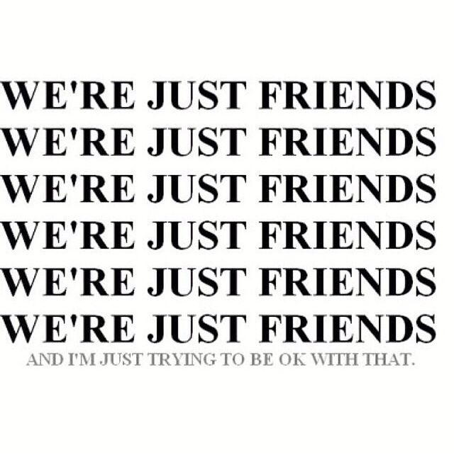 Just Friends Quotes Were Just Friends Pictures, Photos, and Images for Facebook  Just Friends Quotes