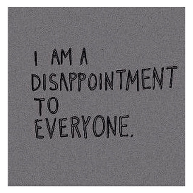 depressed on valentines day quotes - I AM A Disappointment s and for