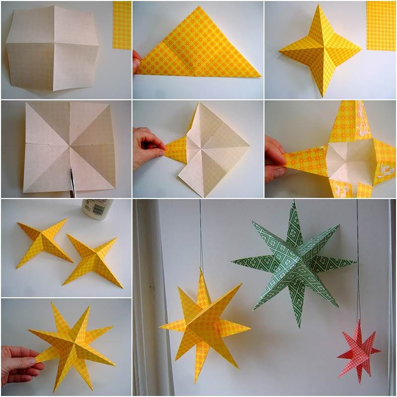 How To Make Paper Stars Pictures Photos And Images For Facebook Tumblr Pinterest And Twitter