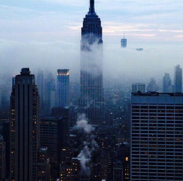 Foggy City Pictures Photos And Images For Facebook