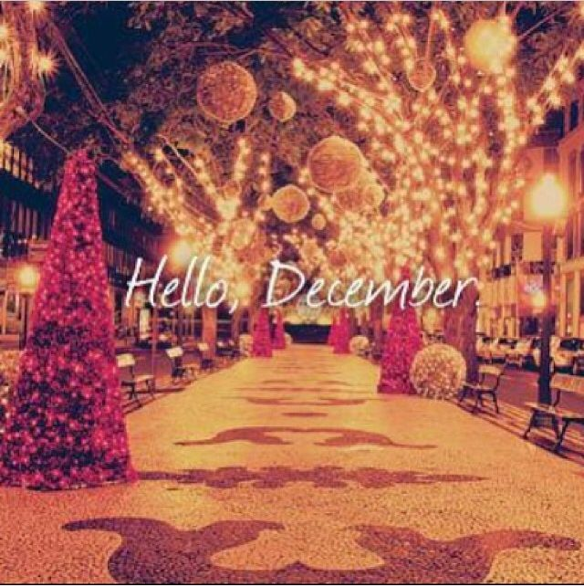 Wonderful Hello December