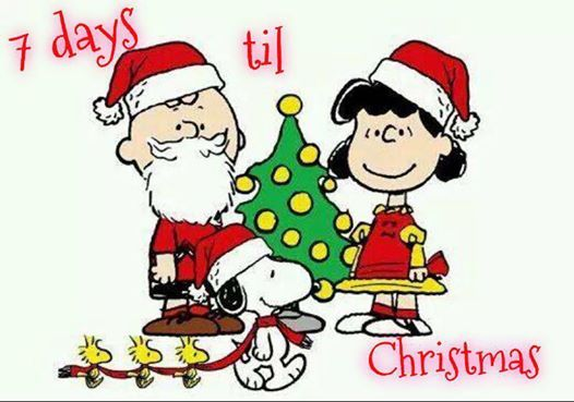 7 Days Til Christmas Pictures, Photos, and Images for Facebook ...