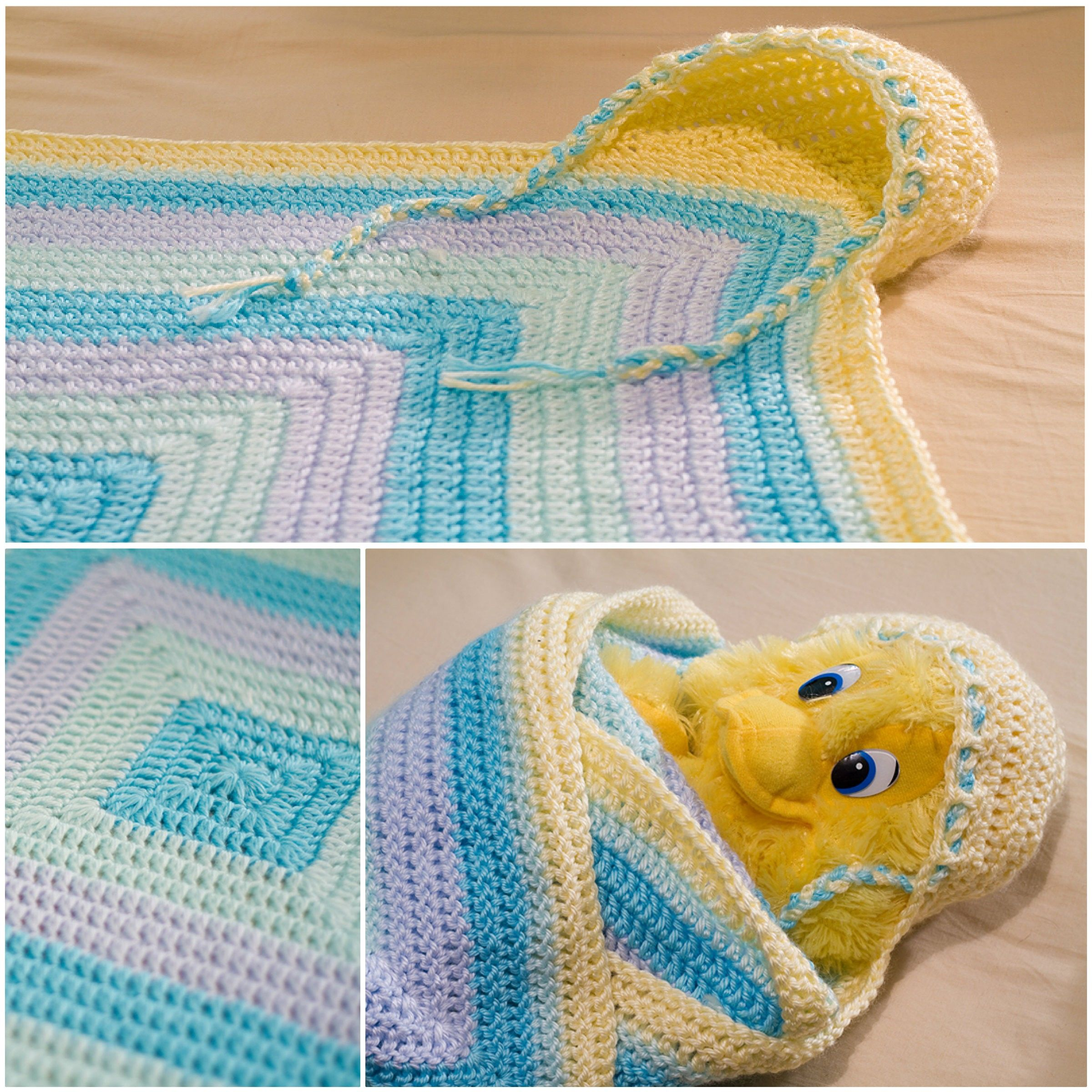How To Make A Hoodie Baby Blanket Pictures Photos And Images For