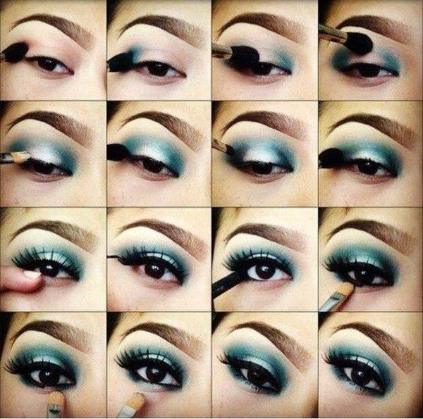 Dramatic Eye Makeup Tutorial Pictures Photos And Images