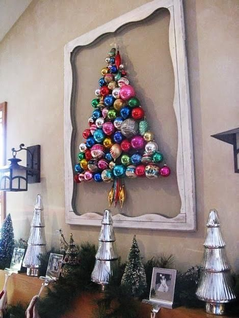 Christmas Bulb Tree Pictures  Photos  And Images For