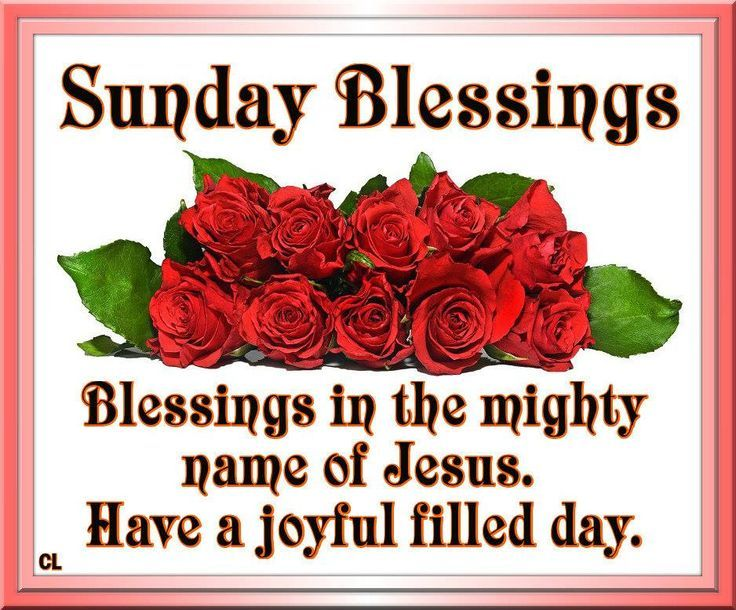 Sunday Blessings Quotes Pictures Facebook. QuotesGram