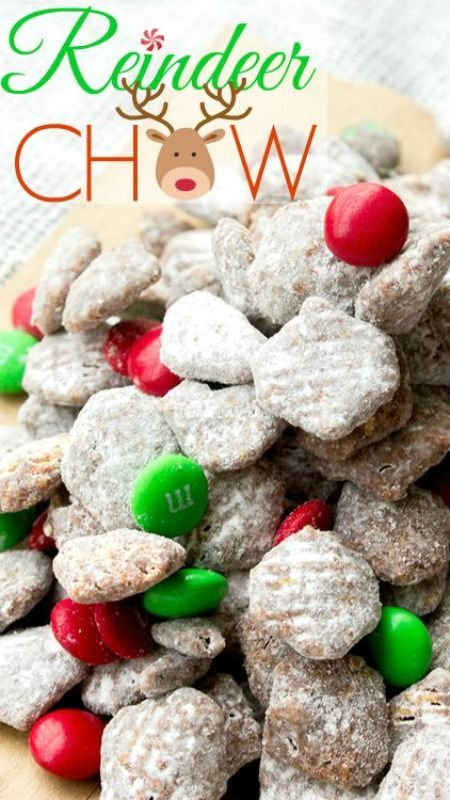Reindeer Chow Pictures, Photos, and Images for Facebook, Tumblr ...
