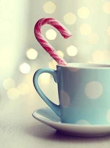 candy cane coffee
