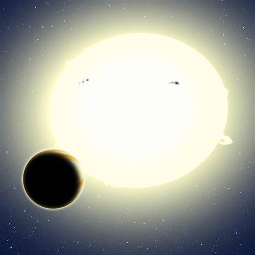 KEPLER ..DISCOVERS NEW ALIEN PLANET Pictures, Photos, and ...