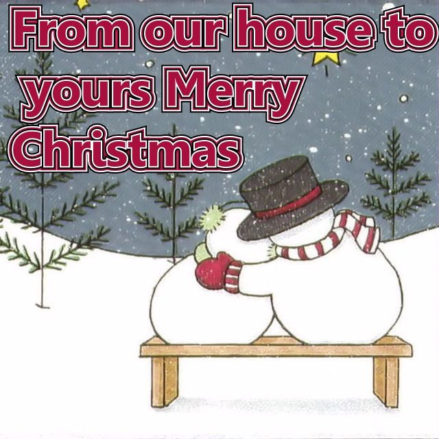 Our Home From Scratch: From Our House To Yours Merry Christmas Pictures, Photos