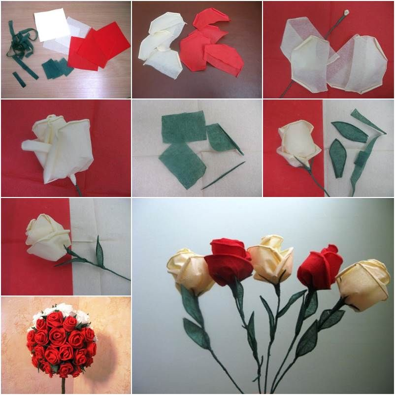Creating Paper Roses Pictures Photos And Images For Facebook