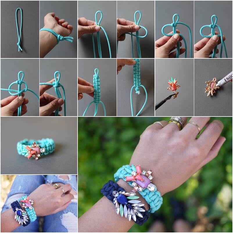 Create A Paracord Bracelet