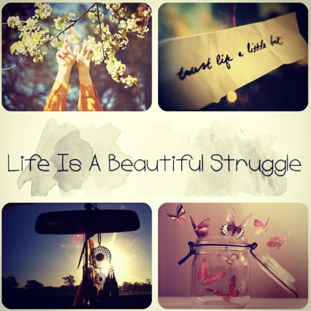 Life Is A Beautiful Struggle Pictures, Photos, And Images
