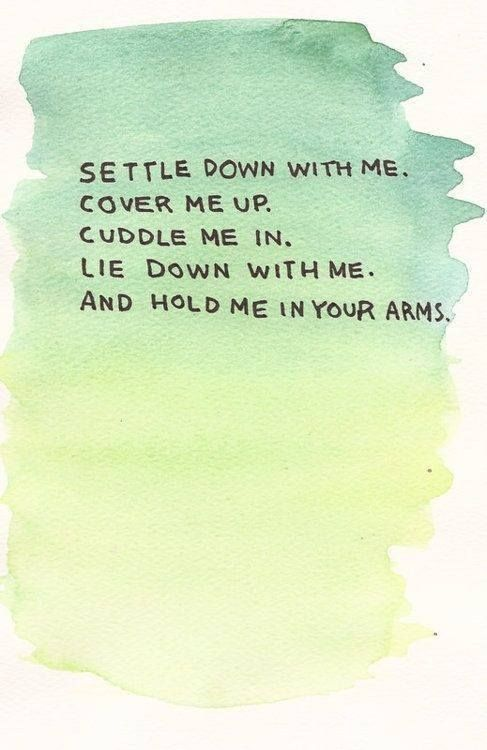 Hold Me In Your Arms Pictures, Photos, And Images For