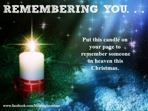 Missing Someone At Christmas Quotes: Remembering You On Christmas Pictures, Photos, And Images