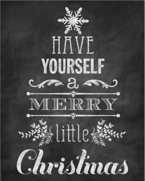 Have Yourself A Merry Little Christmas Pictures, Photos, and ...