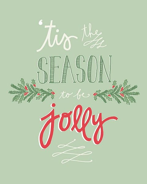 Funny Christmas Party Quotes And Sayings: Tis The Season To Be Jolly Pictures, Photos, And Images