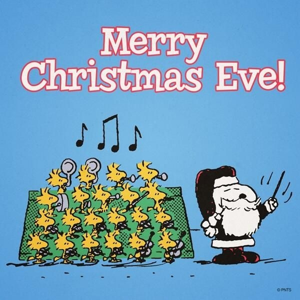 Merry Christmas Eve Snoopy Pictures, Photos, and Images for Facebook ...