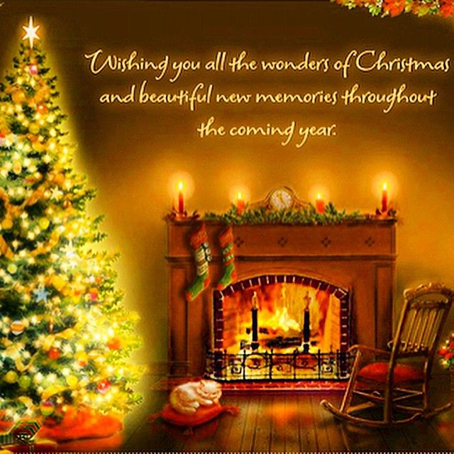 Wishing You A Beautiful Christmas Pictures, Photos, and Images for ...