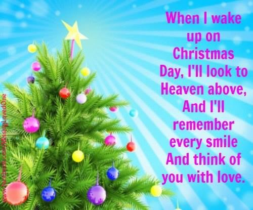 Thinking Of You Christmas Day Pictures, Photos, and Images for ...