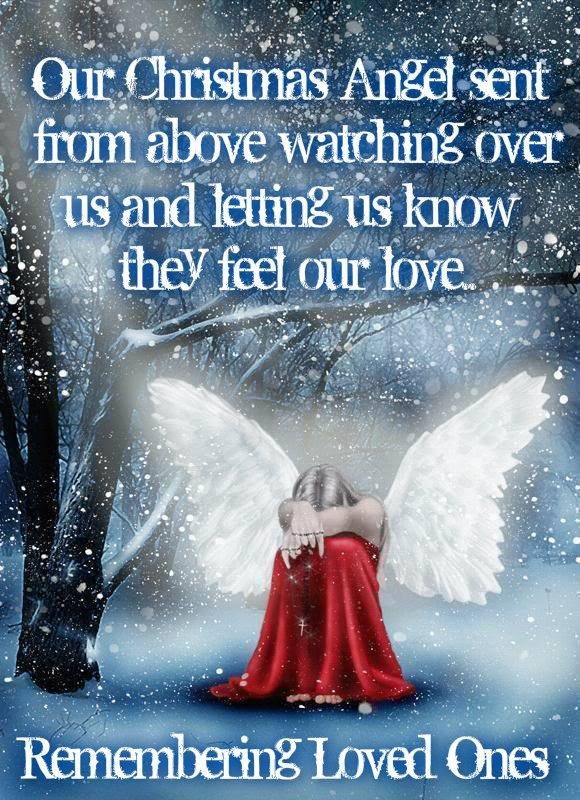 Christmas Lost Loved Ones Quotes : love it remembering loved ones on christmas
