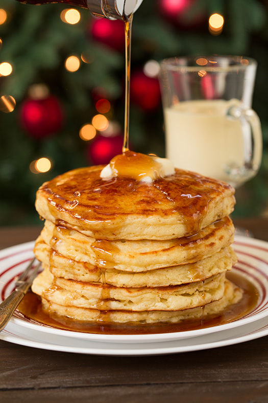 Eggnog Pancakes Pictures, Photos, and Images for Facebook, Tumblr ...