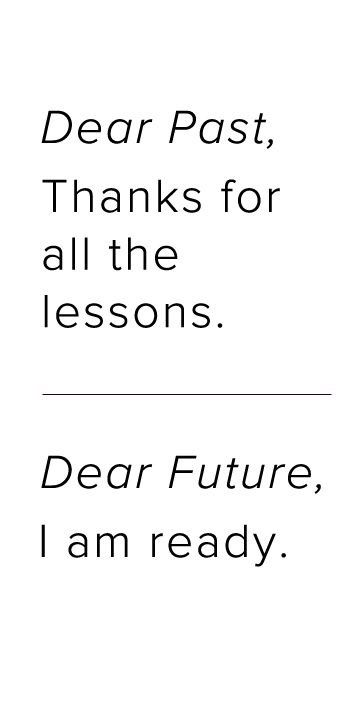 Dear Past Thanks For The Lessons Pictures, Photos, and Images for ...