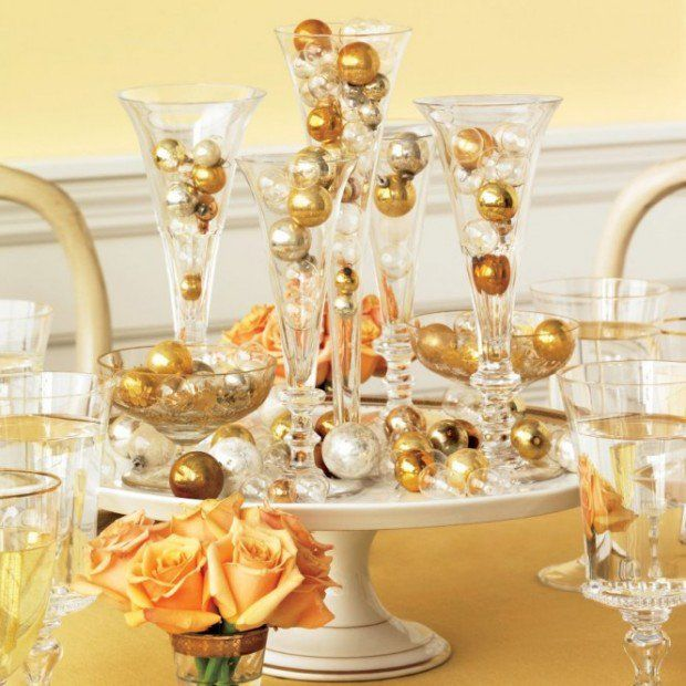 Beautiful new years eve centerpiece pictures photos and - New years eve centerpieces ...