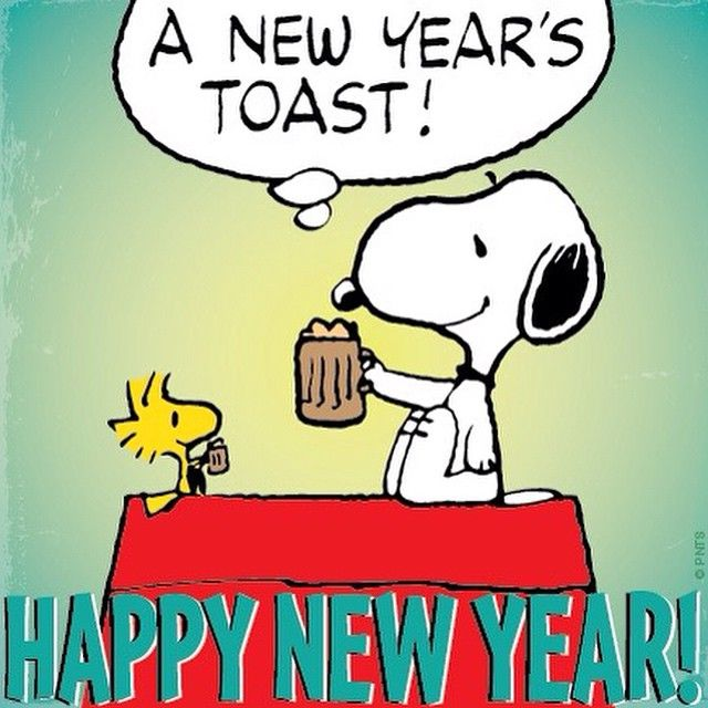 New Years Snoopy Pictures, Photos, And Images For Facebook
